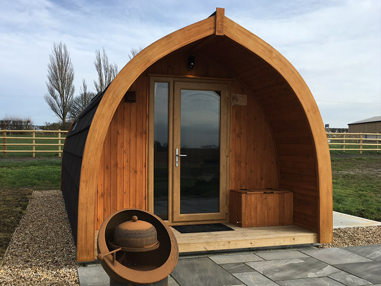 Our Pods